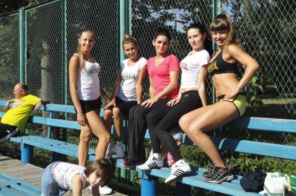 Оздоровительный спорт — в каждую семью!
