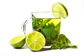 Перед процедурой выпейте чашку зеленого чая с лимоном — для ускоренного обмена веществ.