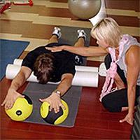 Улучшение подвижности в грудном отделе позвоночника