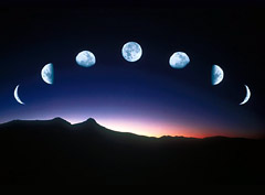 Влияние фаз луны на организм