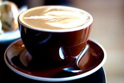 Кофе латте плохо сказывается на фигуре