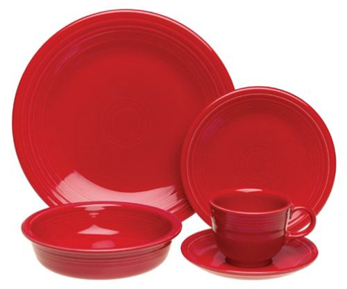 Хотите похудеть? Ешьте из красной посуды!