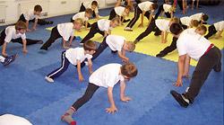 Основы детского фитнеса — семинар IFS