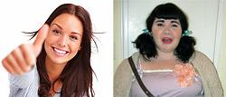 Ученые: низкая самооценка — причина лишнего веса!