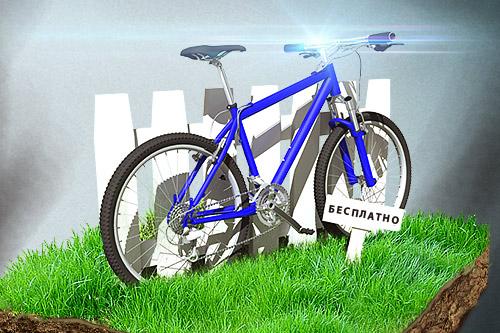 В Москве и Петербурге работают бесплатные прокаты велосипедов