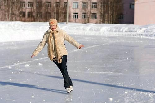 Этой зимой в Москве появятся новые катки