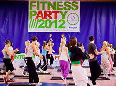 Fitness Party 2012