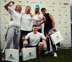 Поздравляем команду клуба «Фитнес-центр 100%», занявшую I место в соревнованиях «Звездный кроссфит»