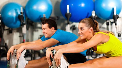 Только 3% москвичей посещают фитнес-клубы