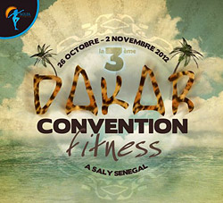 III Dakar Fitness Convention в Сенегале