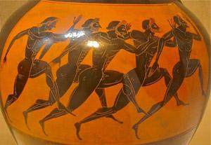 Но классической родиной и спорта, и фитнеса считается все же античная Греция.