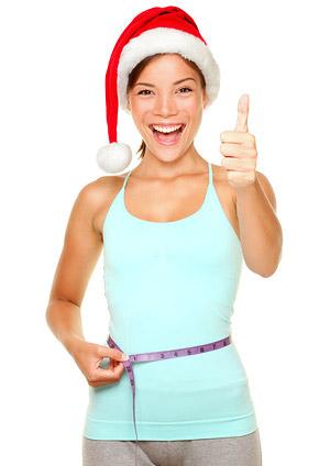 Похудеть к Новому году: с чего начать?