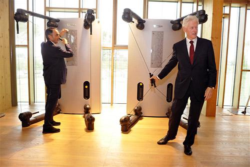 В Италии открылся Wellness-кампус Technogym Village