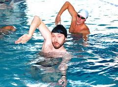 Семинар по прогрессивной методике обучения плаванию Total Immersion