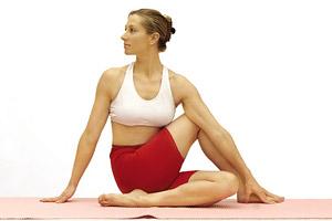 Идеальные занятия для поддержания представителей четвертой группы крови в форме — это калланетика, йога и легкая аэробика.