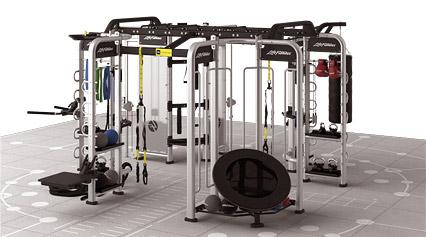 Разнообразь свой фитнес: Круговая функциональная тренировка (видео)