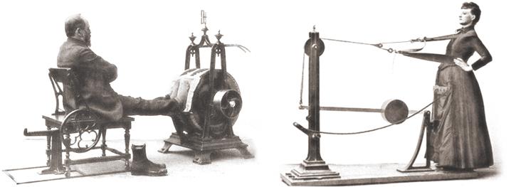 Благодаря Густаву Вильяму Цандеру оборудование для занятий физической культурой стало набирать стремительную популярность в мире.
