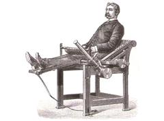История первых фитнес-тренажеров