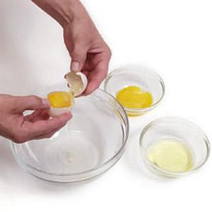 Яичная маска для рук