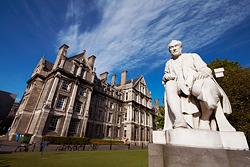 Тринити Колледж в Дублине