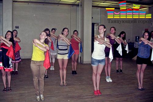 Бесплатные уроки танца в Петербурге