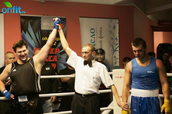 Открытый турнир по боксу в клубе Wild Athletic