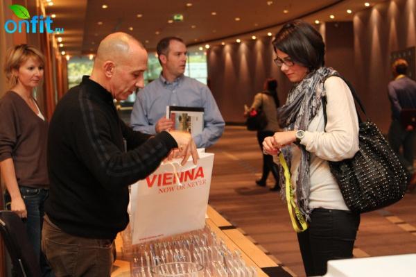XII Европейский конгресс  IHRSA: первый день работы