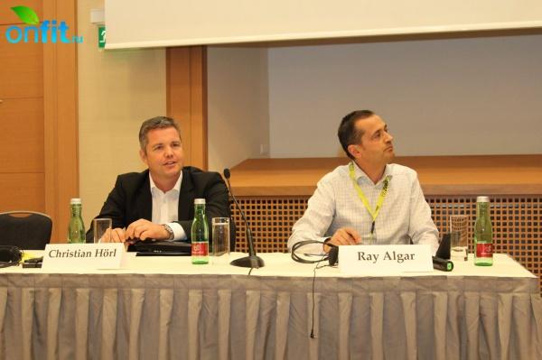 European Congress IHRSA в Вене: 2 день. Часть 2