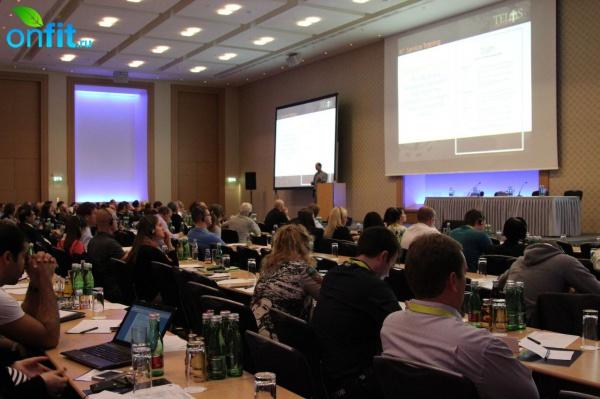 12-й Европейский конгресс IHRSA: 3-й день работы. Часть 1