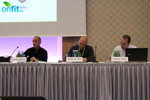 12-й Европейский конгресс IHRSA: 3-й день работы. Часть 2