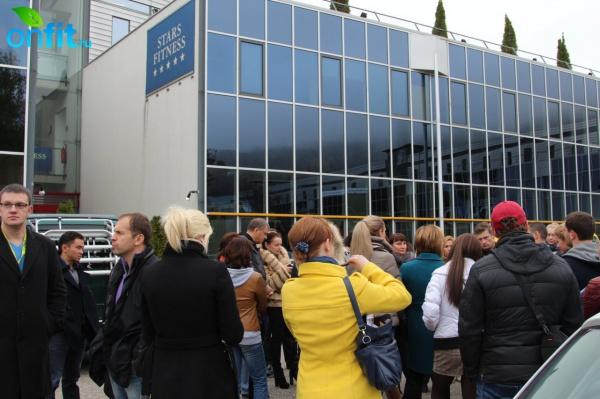 XII Европейский конгресс  IHRSA: 4-й день работы