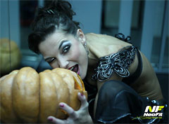 Halloween в фитнес-клубе NeoFit