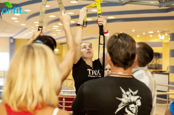 Семинар TRX STC в клубе «World Class Шереметьевская»