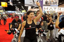 32 Международная фитнес-конвенция IHRSA: успей принять участие!