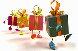 При полной оплате годовой карты вы можете выбрать себе подарок в клубе «Кимберли Лэнд»!