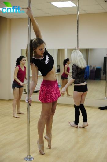 ������-����� Pole Dance � ������-����� ����� ������ (��������)