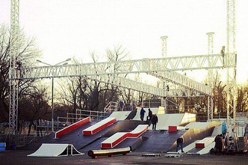 В Москве откроется новый сноубордический комплекс