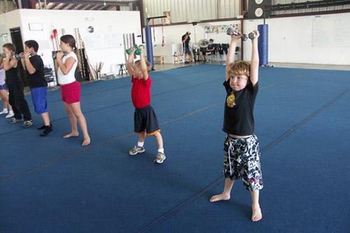 Фитнес-центры Екатеринбурга позаботятся о сиротах