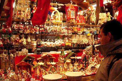 Страсбургская рождественская ярмарка в Москве