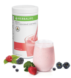 функциональное питание от Herbalife