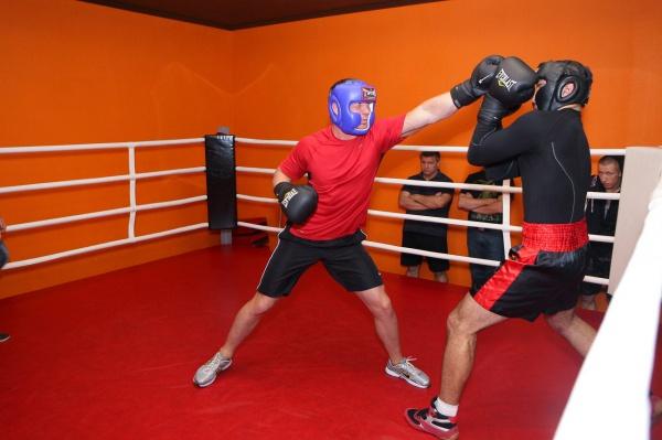 ������������ �� ����� World Gym Fight