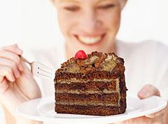 Как не поправляться от сладкого?