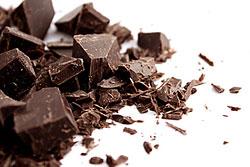 Горький шоколад. Из всех видов шоколада черная плитка является самым полезным и менее вредной для фигуры.