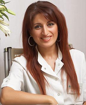 Нона Овсепян, врач-консультант «Независимой лаборатории ИНВИТРО»