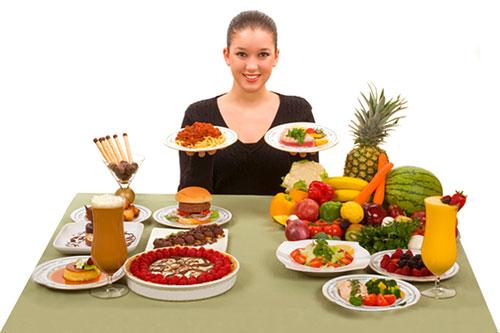 Опрос показал, что большинство людей не может долго сидеть на диете