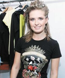 Антонина Шаповалова. Дизайнер