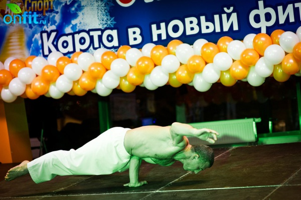 Фитнес-клубу «Арт-Спорт» 6 лет!