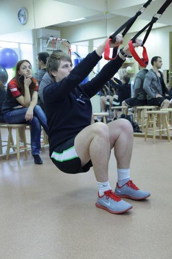 Итоги конкурса функциональных тренировок Sling Up!