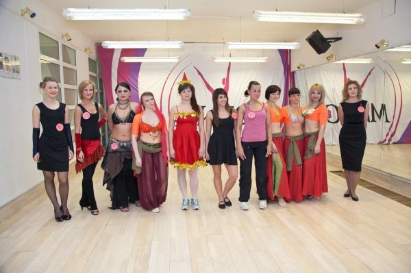 Ежегодный конкурс «Королева Фитнеса» в клубе «Мисс Фитнес» Марьино!