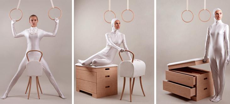 Спортивная мебель Gymnastics Furniture
